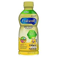 美赞臣Enfamil非转基因婴儿配方奶粉 32盎司 6瓶装