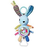 Skip Hop 生动乡村拉动和旋转活动兔子,多种颜色