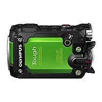 Olympus 超高清TG-TrackerOlympus TG-Tracker Green 綠色