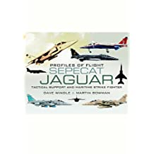 Sepecat Jaguar: Tactical Support and Maritime Strike Fighter (Profiles of Flight) (English Edition)