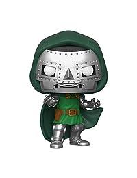 Funko 44991 POP Marvel: Fantastic Four - Doctor Doom Collectible 玩具, 多种颜色