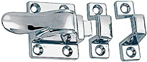 Perko 1102DP2CHR Cupboard Catch with Offset Strike