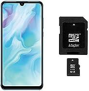 華為 P30 lite Dual-SIM 智能手機(6.15 英寸,128 GB ROM,4 GB RAM,Android 9.0)帶 SD 卡[亞馬遜*] - 德國版51094BQQ  Smartphone Breat