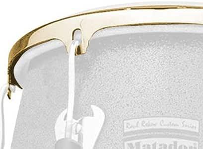 Latin Percussion LP753B 11-Inch Conga Traditional Rim - Gold
