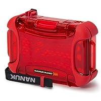 Nanuk 310-0001 Nano 系列保護殼320-0009 中 紅色