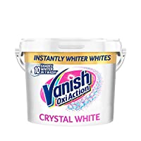 Vanish Fabric Stain Remover, Gold Oxi Action Powder, White, 2.4 kg