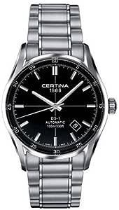 瑞士品牌 Certina 雪铁纳表喜马拉雅系列DS 1男装机械腕表 C006.407.11.051.00