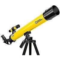 National Geographic 镜头望远镜50 / 600 AZ 黄色
