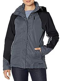 Arctix 女士月光保暖夹克 大 黑色 82885-00-L-00-Large