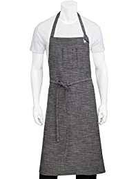 Chef Works Crosshatch 围嘴围裙