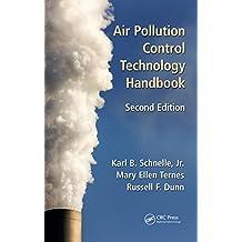 Air Pollution Control Technology Handbook (English Edition)