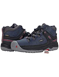 KEEN Kids' Targhee Mid Wp 徒步靴