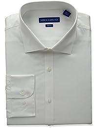 Vince Camuto 男式修身针线衬衫