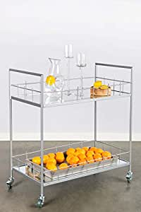 Statement by J Carrie Bar Cart