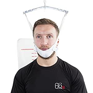 66Fit 颈部止动装置 - 颈部延伸提高姿势