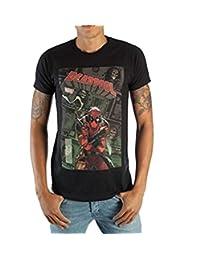 DEADPOOL corrugated 盒装 T 恤