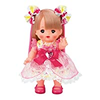 Mellchan 娃娃玩具套装 化妆版人偶