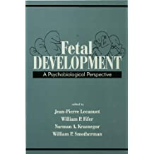 Fetal Development: A Psychobiological Perspective (English Edition)
