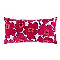 Marimekko Pieni Unikko 抱枕,15 x 30,红色