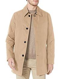 Cole Haan Signature 男式 2 合 1 机车外套,带可拆卸衬里