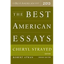 The Best American Essays 2013 (The Best American Series ®) (English Edition)