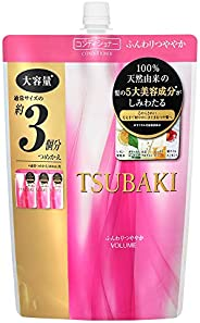 TSUBAKI 絲蓓綺 護發素 柔軟有光澤 替換裝【大容量】1000ml