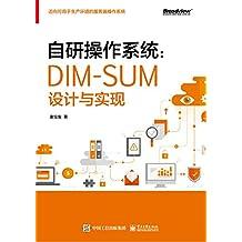 自研操作系统:DIM-SUM设计与实现