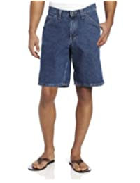 Lee Men's Dungarees Carpenter Jean Short
