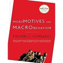 Micromotives and Macrobehavior (English Edition)