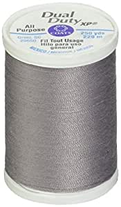Dual Duty XP General Purpose Thread 250yd-Heather