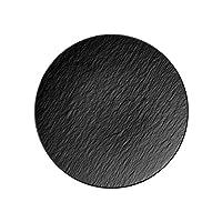 Villeroy & Boch Manufacture 摇滚盘,25厘米,高级瓷器,灰色