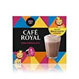 Café Royal Kids Chocolate 48 Cacao Pods Compatible With The Nescafé Systems, Pack of 3