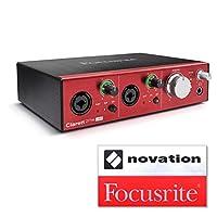 Focusrite 音频接口 10输入/4输出 CLARETT 2 Pre USBClarett 2 Pre USB [S]  オリジナルステッカー付き