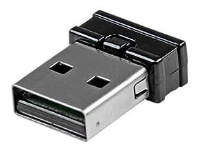迷你 USB 蓝牙 4.0 适配器 - 10 米(33 英尺)类别 2 edr 无线转换器 - USB 蓝牙适配器 - 蓝牙智能就绪 LE+edr