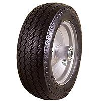 马拉松4.10/ 3.50–30.48cm 平底免费,多用途工具轮胎 ON wheel ,20.32cm centered HUB ,5/ 1.8CM 轴承