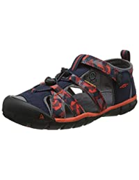 KEEN 中性童 户外运动凉鞋 KIDS SEACAMP II CNX 1019265
