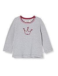 Sanetta 女宝宝 Fiftyseven 蓝色幼童 T 恤套装