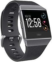 Fitbit 离子智能手表 碳灰/银色 均码(含长短表带)