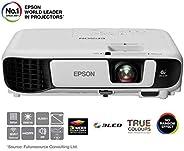 Epson 爱普生 EB-S31 便携式投影仪 (3 LCD、15000:1 色差、 10,000 小时灯光寿命)