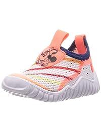 Adidas 阿迪达斯 训练鞋 少年 迪士尼 拉皮达森 夏季 米妮老鼠 11~16.5cm 男孩 女孩 JAH73