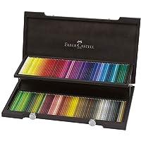 Faber-Castell 辉柏嘉 彩色铅笔木盒装120色,110013