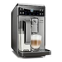 Philips 飞利浦Saeco HD8975/01 GranBaristo全自动咖啡机, AquaClean滤网,集成奶壶, 银色