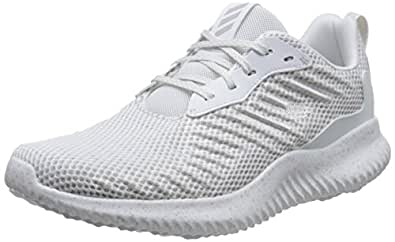 adidas 阿迪达斯 男 跑步鞋 alphabounce rc m CG5125 FTWR 白/一度灰 F17/一号黑 40 (UK 7)