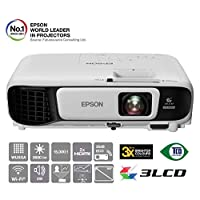 Epson EB-U42 Portable 3LCD Full HD Business Projector,White