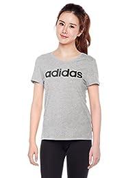 adidas NEO 阿迪达斯运动生活 女式 NEO 短袖上衣 W CE LOGO TEE