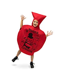 Woopie Cushion 儿童万圣节服装 - 红色Tootin' 气球套装