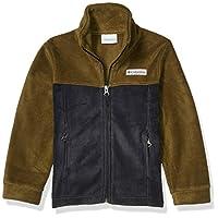 Columbia 男孩 Steens Mt Ii 夹克,经典款柔软羊毛衫