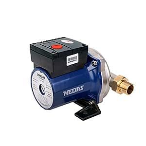 MEDAS 美达斯 320W不锈钢家用屏蔽泵 静音自来水自动增压泵(售后及安装服务电话:0512-68837565)