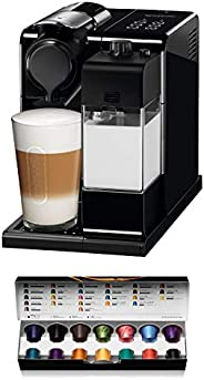 De'Longhi 德龍 Nespresso Lattissima Touch EN 560.B 膠囊咖啡機,配有牛奶系統,滴停功能,可單獨調節咖啡和牛奶的量,19巴泵壓