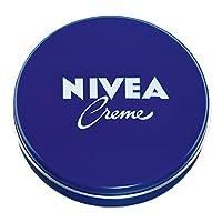 NIVEA 妮维雅 肌肤护理霜 全身用 6 件装(6 × 75 毫升)